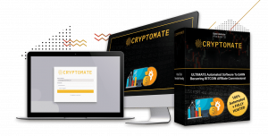 """Cryptomate Review with 🎁Custom Bonuses🎁 - New Web Based Software That Creates FULLY AUTOMATED """"100% Done For You"""" CRYPTOCURRENCY Affiliate Sites!!"""