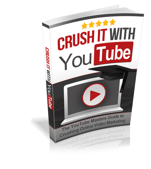 Crush it With YouTube 500